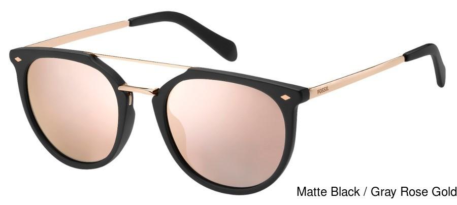 a9e327de4a Fossil Fos 3077 S Full Frame Prescription Sunglasses