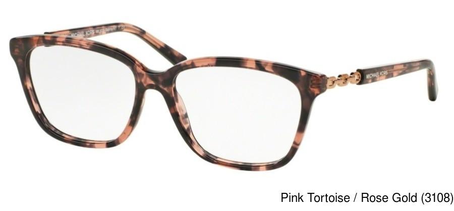 14b010dd971 Michael Kors MK8018 Full Frame Prescription Eyeglasses
