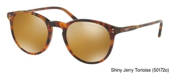 2687b881d91a4 Polo) Ralph Lauren PH4110 Polarized Full Frame Prescription Sunglasses
