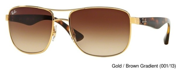 Ray Ban RB3533 Gradient