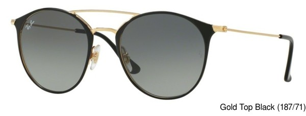 Ray Ban RB3546 Gradient