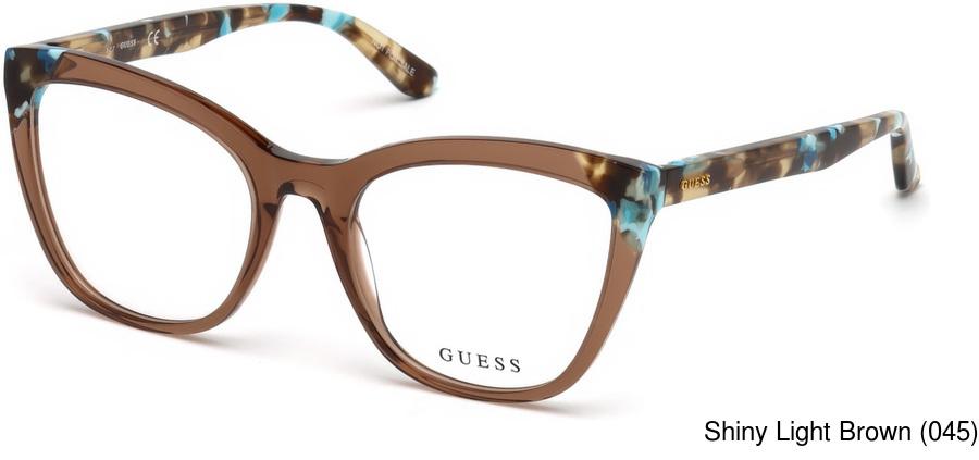 Guess Gu2674 Full Frame Prescription Eyeglasses