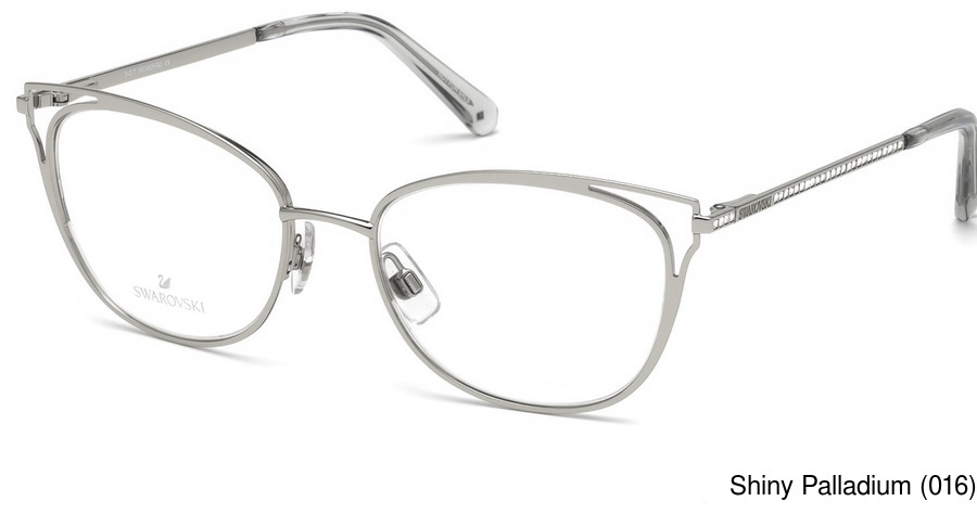 40abf456d8b4 Swarovski SK5260 Full Frame Prescription Eyeglasses
