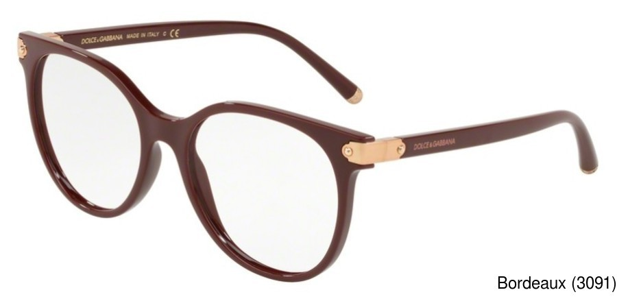 7fe5a267285 Buy Dolce Gabbana DG5032 Full Frame Prescription Eyeglasses
