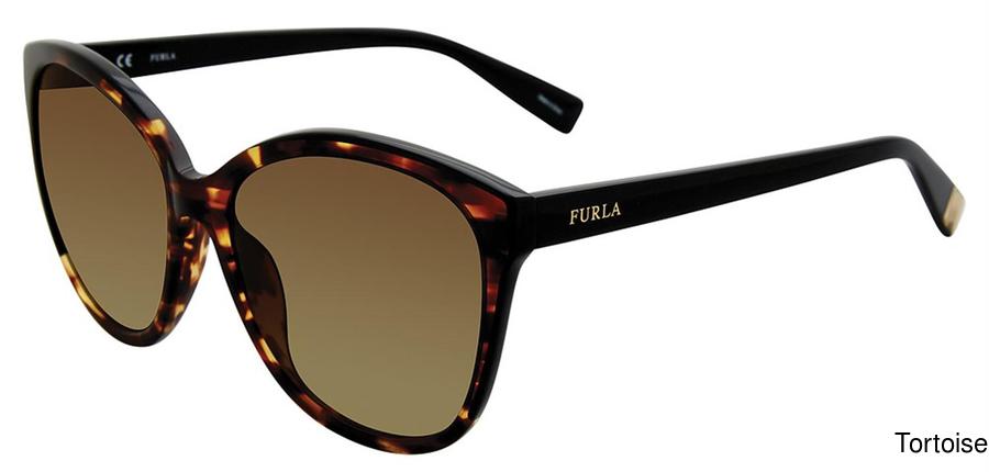 13321306d2e Buy Furla SFU136 Full Frame Prescription Sunglasses