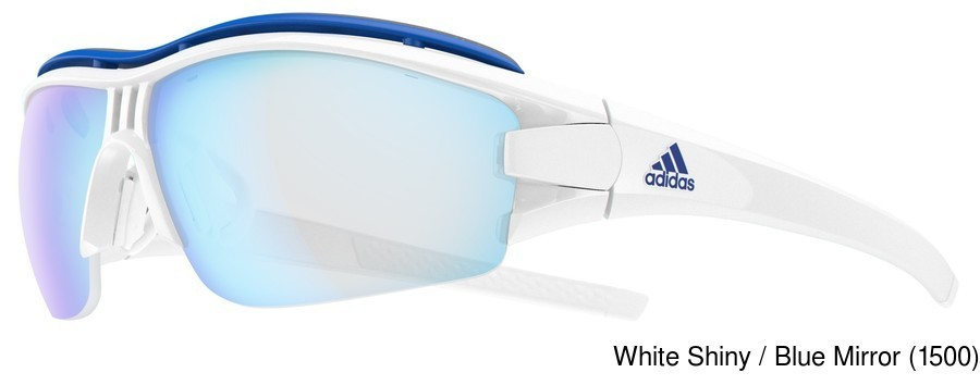 d2fcdcef45 Adidas AD07 S Evil Eye Halfrim Pro Mirror. Previous. Crystal Matt   Glow ( 1100)  White Shiny   Blue Mirror (1500)  Coal Reflective Vario ...