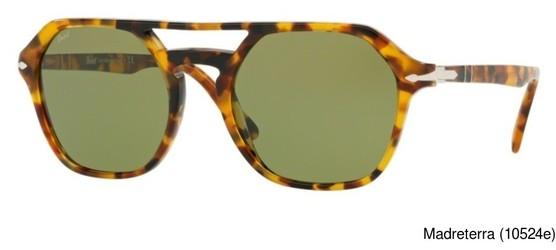b98e3573214 Persol PO3206S Full Frame Prescription Sunglasses