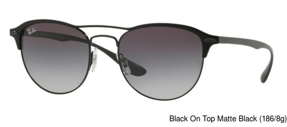 Ray Ban RB3596 Gradient