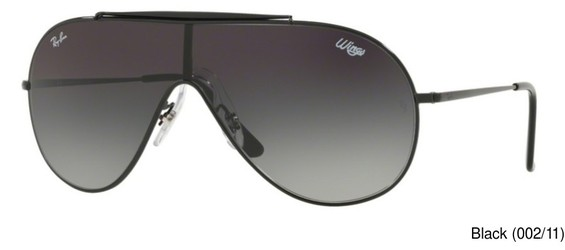 Ray Ban RB3597 Gradient