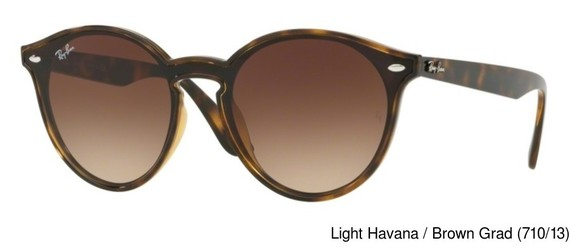 Ray Ban RB4380NF Gradient