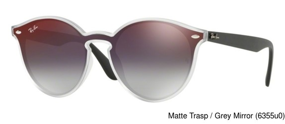 Ray Ban RB4380NF Mirror