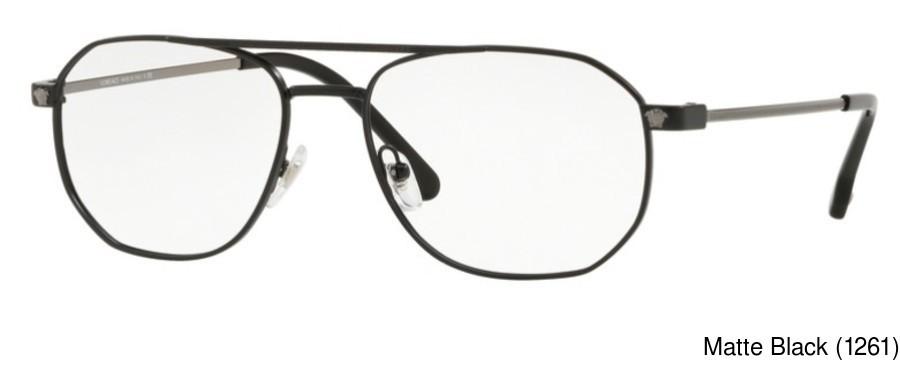 a0a8fecacd38b Buy Versace VE1252 Full Frame Prescription Eyeglasses