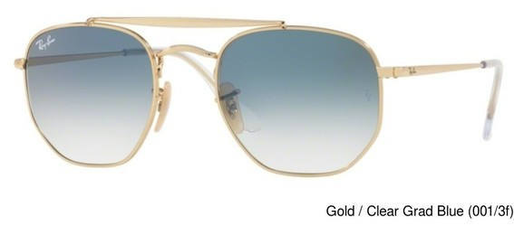 Ray Ban RB3648 Gradient