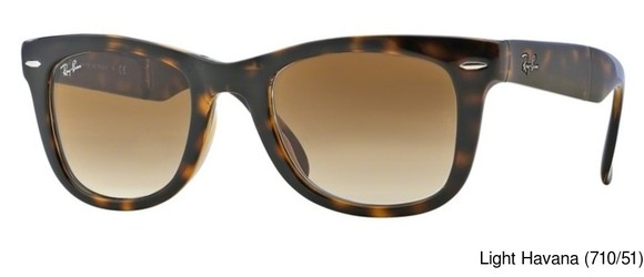 Ray Ban RB4105 Gradient