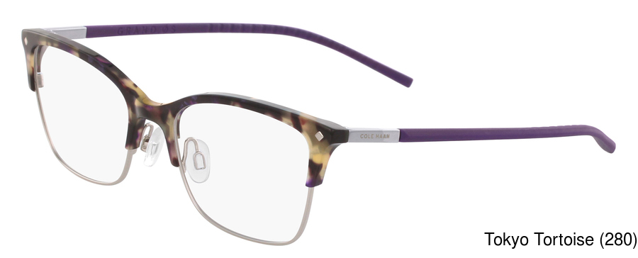8e5c5993c7c4 Cole Haan CH5029 Full Frame Prescription Eyeglasses