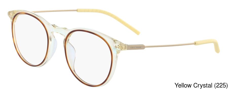 Cole Haan Ch5028 Full Frame Prescription Eyeglasses