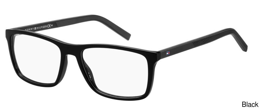 9cc204aef084 Tommy Hilfiger Th 1592 Full Frame Prescription Eyeglasses