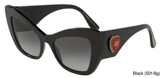 Dolce Gabbana DG4349