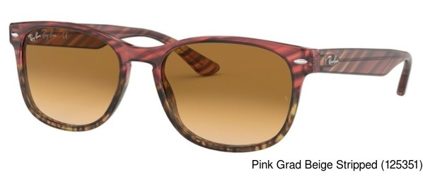 Ray Ban RB2184F Gradient