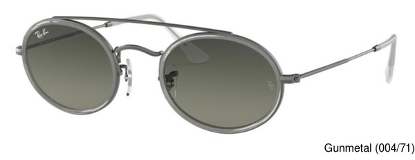 Ray Ban RB3847N Gradient