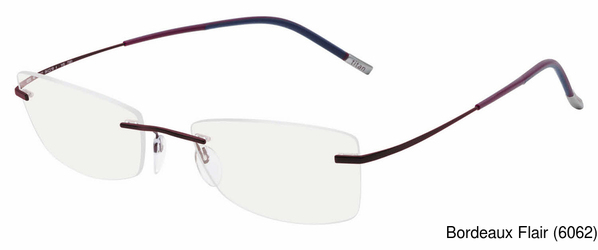 bf660a8ff12 Silhouette 4339 TMA Icon Rimless / Frameless Prescription Eyeglasses