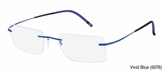 838ebcf5c63 Silhouette 5397 TMA Icon Rimless / Frameless Prescription Eyeglasses