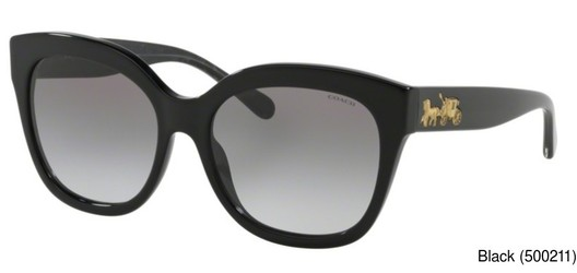 4eefacf7d3 Coach HC8264 Full Frame Prescription Sunglasses