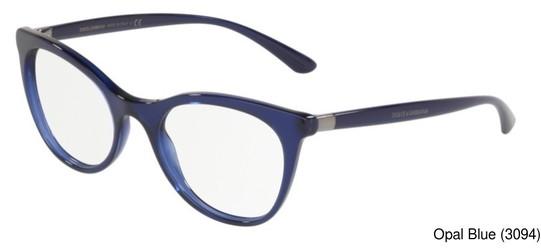 265473245a90 Dolce Gabbana DG3312 Full Frame Prescription Eyeglasses