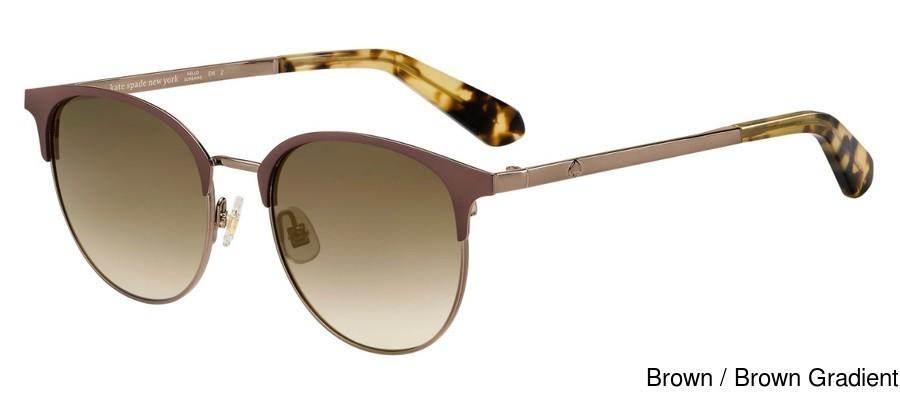 5fabb4146728 Kate Spade Joelynn/S Full Frame Prescription Sunglasses