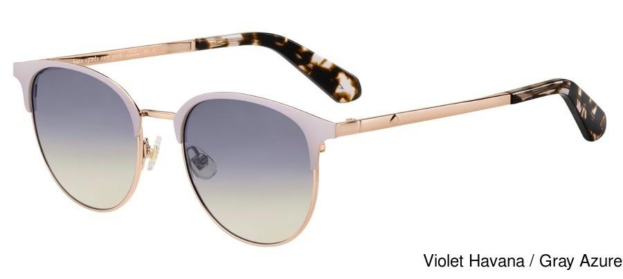 3ab9d4fa10e8 Kate Spade Joelynn/S Full Frame Prescription Sunglasses