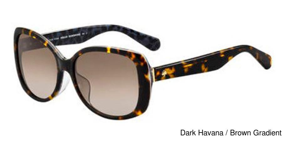 Kate Spade Darilynn Square Sunglasses in Brown - Lyst
