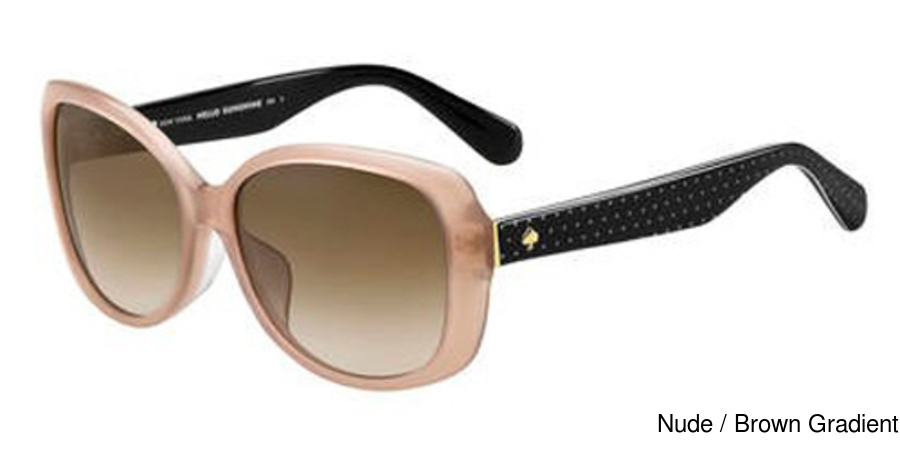 Kate Spade Amberlyn/F/S - Alternate Fit Sunglasses