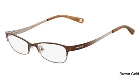 5fa62a3d5d Nine West NW1029 Full Frame Prescription Eyeglasses