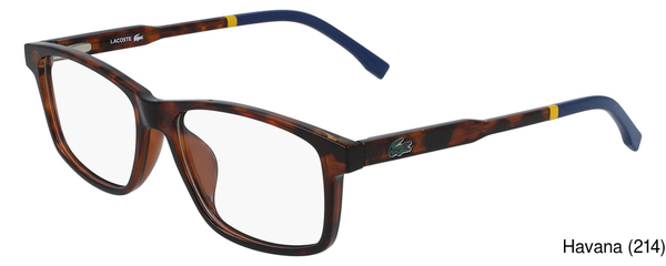 My Rx Glasses Online resource - Lacoste L227S Full Frame
