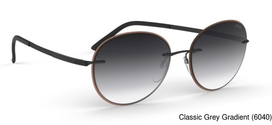 Silhouette Accent Shades 8720