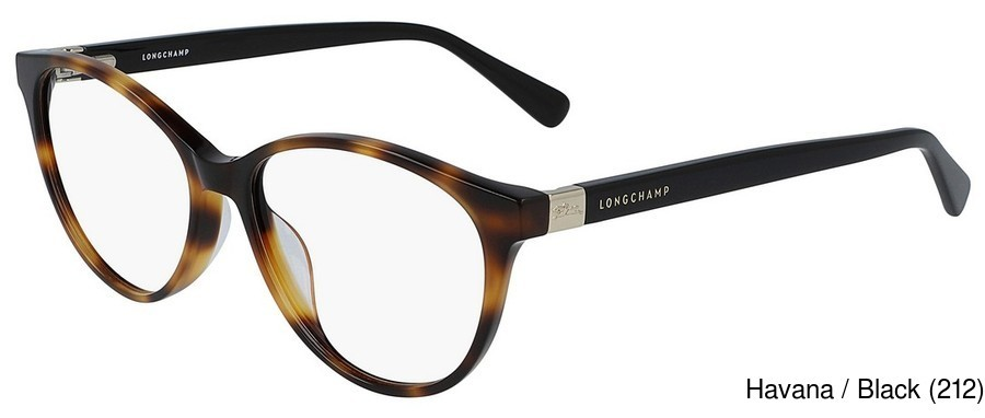 Longchamp LO2663 Full Frame Prescription Eyeglasses