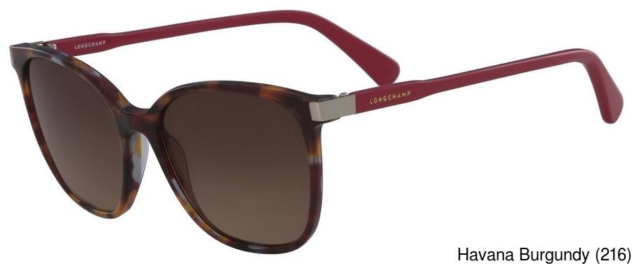 Longchamp LO2633 Full Frame Prescription Eyeglasses
