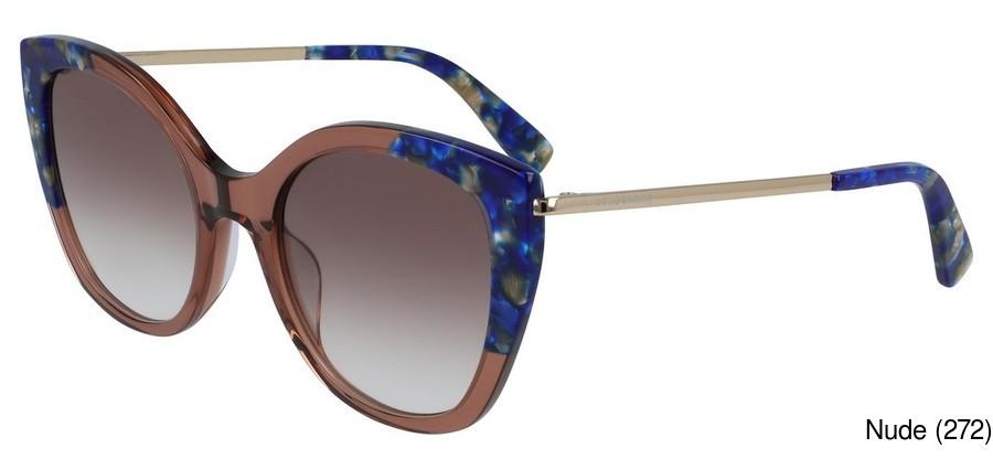 Longchamp LO2647 Full Frame Prescription Eyeglasses