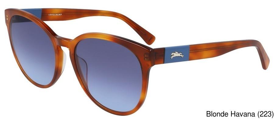 Longchamp LO2666 Full Frame Prescription Eyeglasses