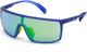 Matte Blue / Green Mirror (91q)