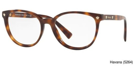 Versace Replacement Lenses 58129
