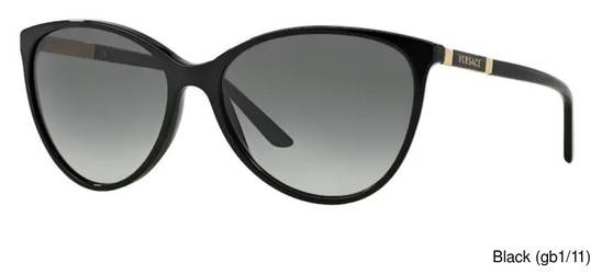 Versace Replacement Lenses 58136
