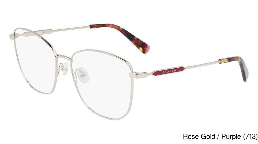 Longchamp LO612S Full Frame Prescription Sunglasses