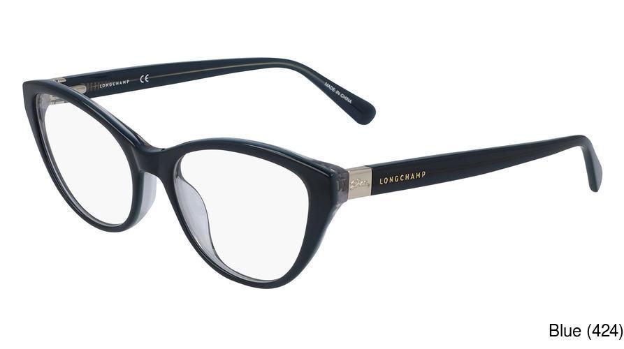 Longchamp LO2661 Full Frame Prescription Eyeglasses
