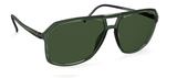Silhouette Rimless Shades Chassis 4080 Polarized