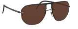 Silhouette Accent Shades 8704 Polarized