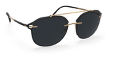 Silhouette Accent Shades 8730 Polarized