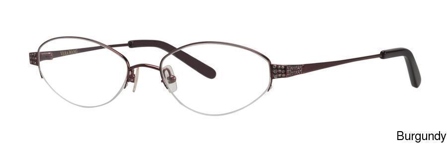 8a8f37649a Buy Vera Wang Astrea Semi Rimless   Half Frame Prescription Eyeglasses