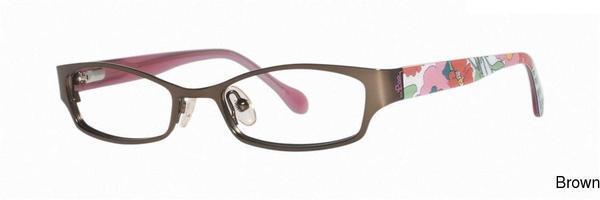 Buy Lilly Pulitzer Girls Chelsie Full Frame Prescription Eyeglasses