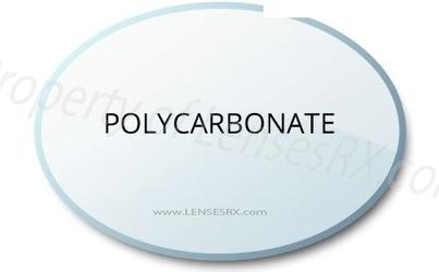 Polycarbonate Prescription Lenses